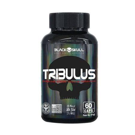 Tribulus Terrestris 60 Cápsulas Black Skull