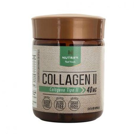COLLAGEN II - NUTRIFY - 60CAPS