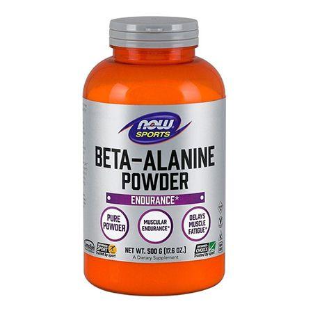 Beta Alanina 500g - NOW Foods