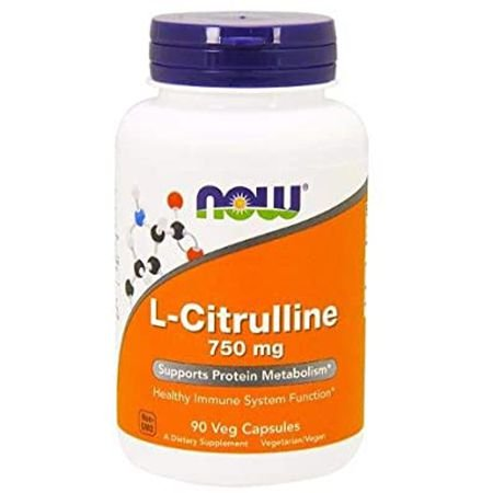 L-CITRULINA 750mg - 90 cap