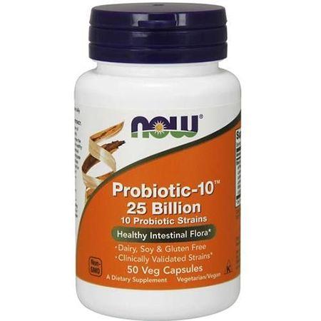 PROBIOTIC-10 - 50 cap (25 bilhões)