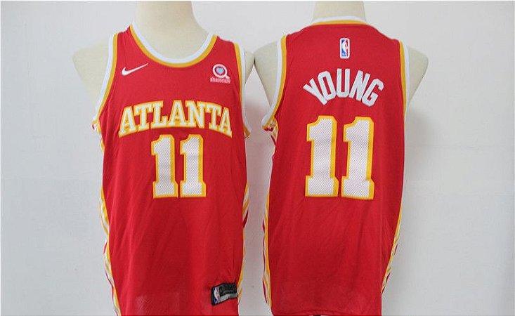 Camisas de Basquete Atlanta Hawks - 11 Trae Young
