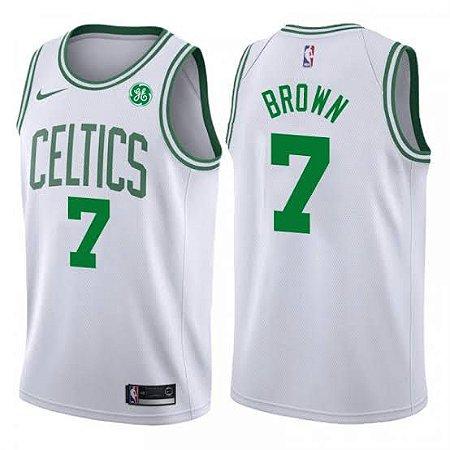 Camisa Boston Celtics  - 7 Jaylen Brown