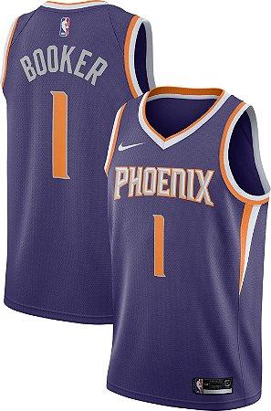 Camisas de Basquete Phoenix Suns -  1 Booker