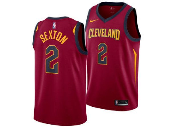 Camisas Cleveland Cavaliers (CAVS) - 0 Kevin Love, 2 Collin Sexton, 23 LeBron James