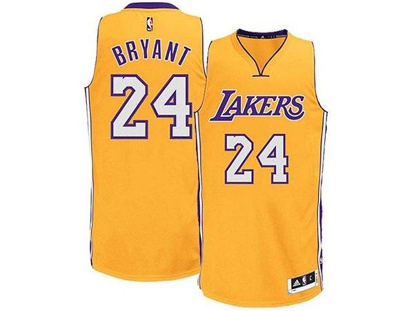 Camisas los Angeles Lakers retro - 24 Kobe Bryant