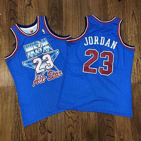 Camisa All Star Game 1993 Hardwood Classics M&N - 23 Michael Jordan