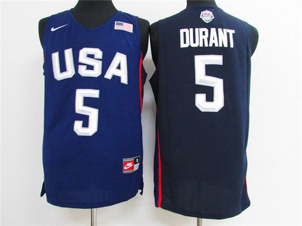 Camisas Dream Team Olimpíadas 2016 - 9 DeRozan, 5 Kevin Durant