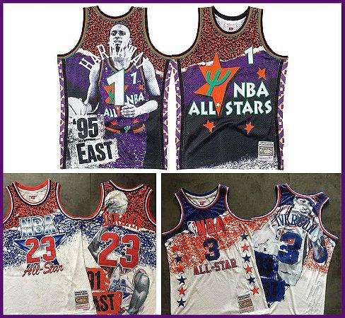 Especiais Classics All Star Authentic Conf. Leste M&N