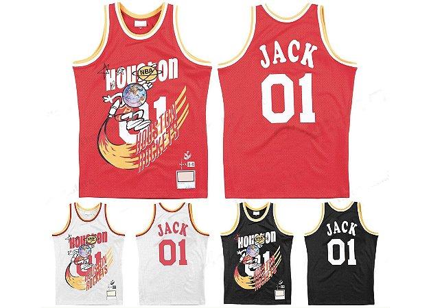 Especial Houston Rockets remix Travis Scott x B/R x M&N