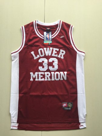 Camisas Lower Merion High Schooll - 33 Kobe Bryant