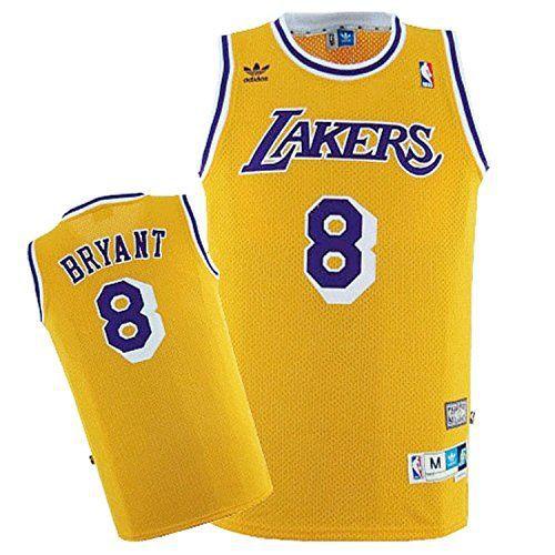 Camisas Los Angeles Lakers retrô - 8 Kobe Bryant, 24 Kobe Bryant