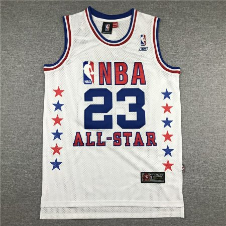 Camisas Retrô All Star Game - 23 Jordan