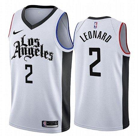 Camisas Los Angeles Clippers -  02 Leonard , 13 Paul George, Lou Williams 23
