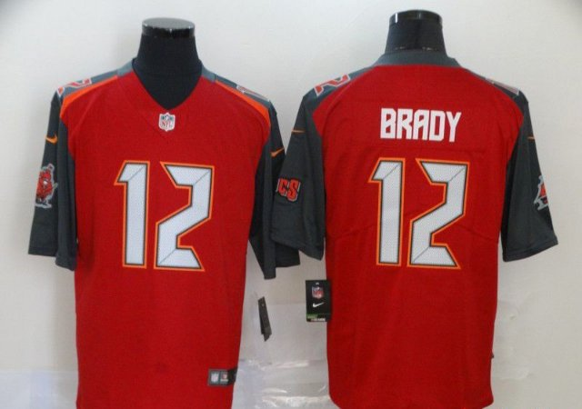 Camisas Tampa Bay Buccaneers - 12 Tom Brady