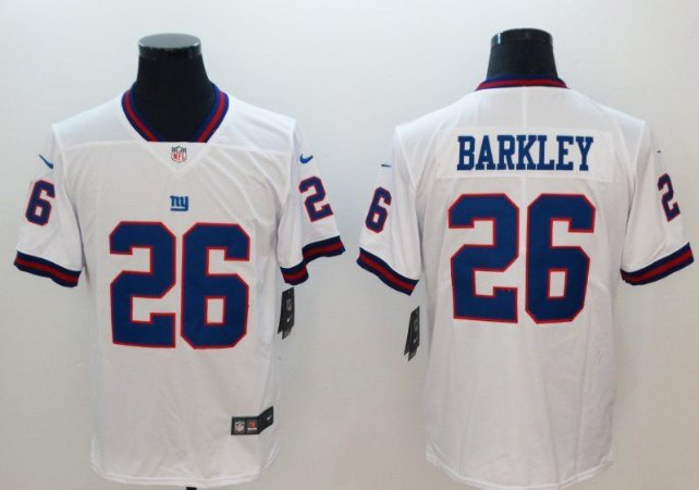 New York Giants - 26 Barkley, 10 Manning