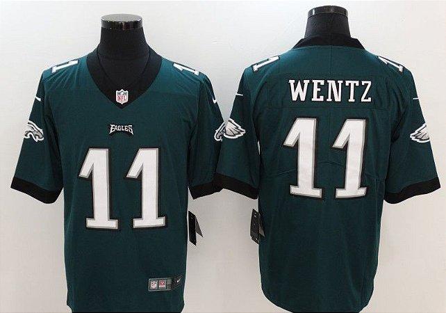 Camisas Philadelphia Eagles - 11 Wentz