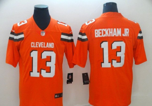 Camisas Cleveland Browns - 13 Beckham Jr, 6 Mayfield