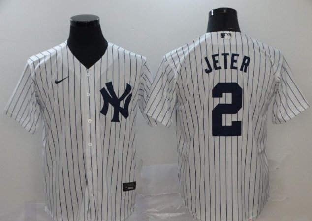 Camisas MLB New York Yankees - 99 Judge, 2 Jeter