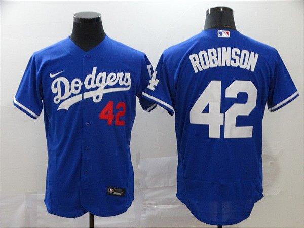 Camisas de Baseball Los Angeles Dodgers - 42 Robinson