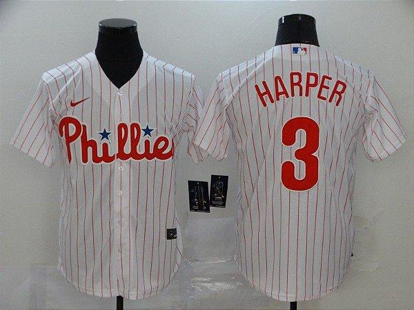 Camisas MLB Philadelphia Phillies - 3 Harper