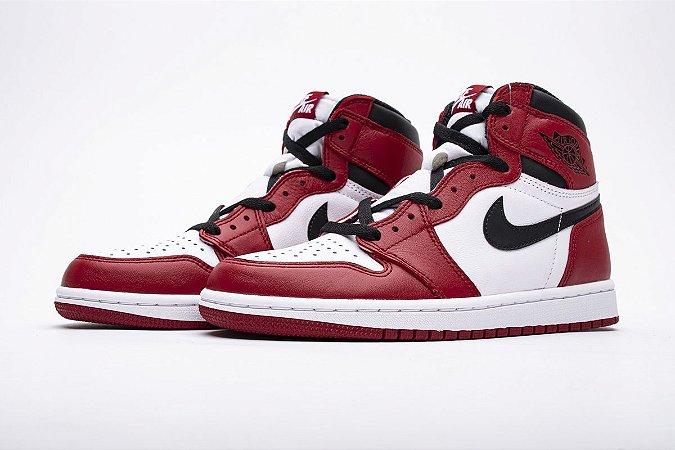 """Tênis Air Jordan 1 Retro High OG """"Chicago"""""""