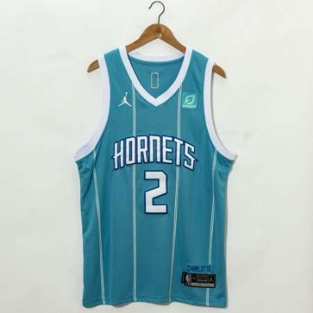 Camisa de Basquete Charlotte Hornets 2021 - LaMelo Ball 2