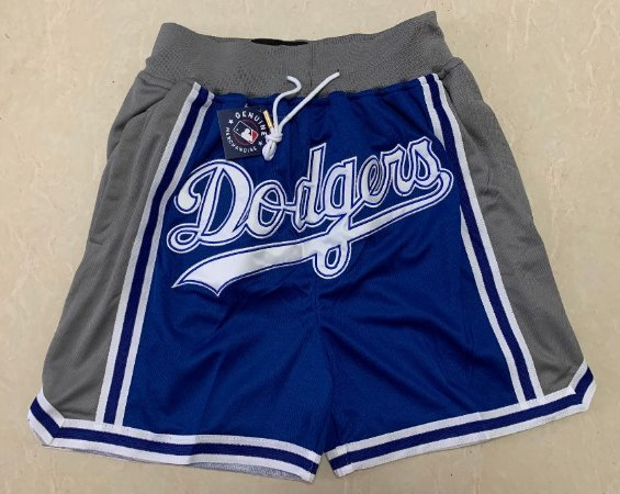 Shorts Just Don MLB - Los Angeles Dodgers
