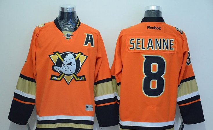Camisa de Hockey NHL Anaheim Ducks