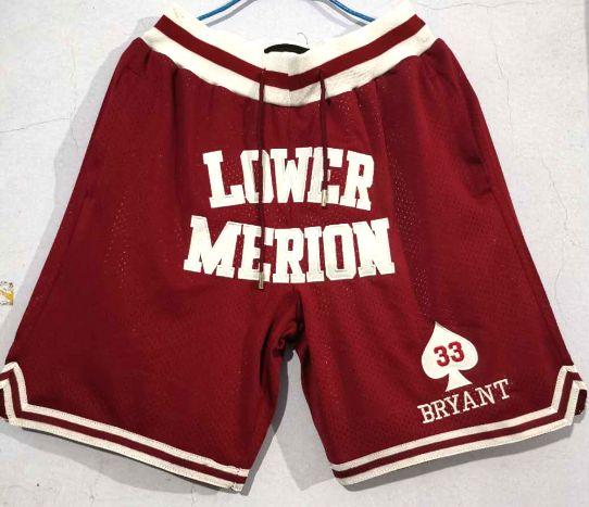 Shorts de Basquete Just Don - Lower Merion