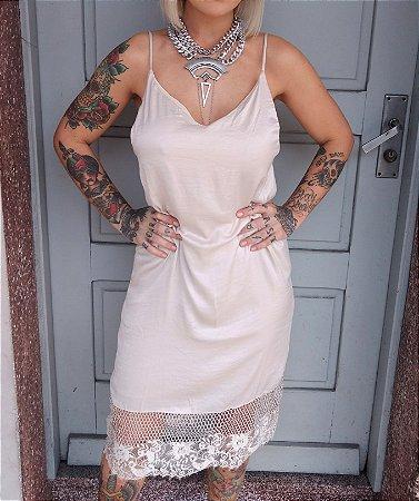 Slip Dress Midi
