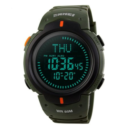 Relógio SKMEI 1231 5ATM Masculino