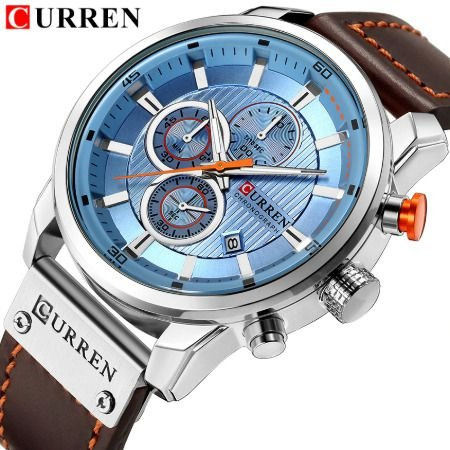 Relógio Curren 8291 3ATM Masculino
