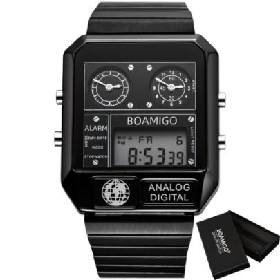 Relógio de Pulso F928 3ATM Masculino