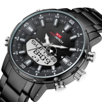 Relógio Curren 1723kt1815 5ATM Masculino