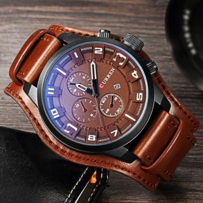 Relógio Curren CR-8225 3Bar Masculino