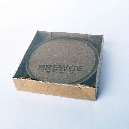 Coaster Brewce Hophead (kit com 2 unidades)