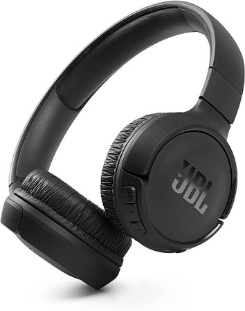 Headphone Sem Fio Bluetooth com Microfone JBL Tune 510BT Preto