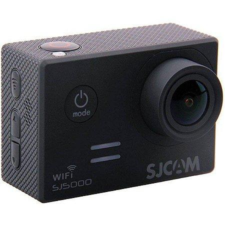 Filmadora SJCAM ActionCam SJ5000 Black Wi-Fi 14MP Vídeo Full HD
