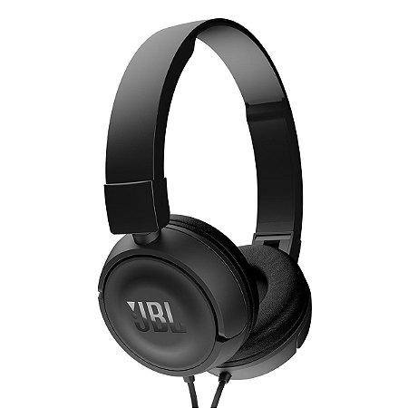 Headphone com Microfone JBL T450 Preto