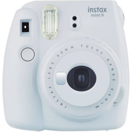 Câmera Instantânea Fujifilm Instax Mini 9 Branca