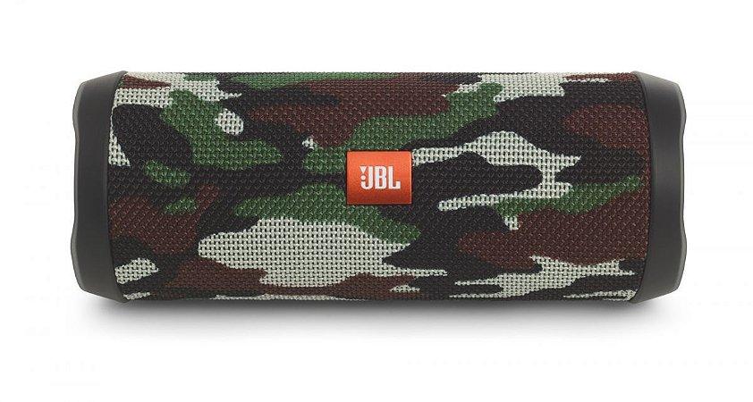 Caixa de Som Portátil Bluetooth JBL Flip 4 Camuflada - Digital 70 ... f8f89265833