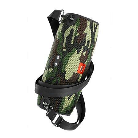 Caixa de Som Portátil Bluetooth JBL Xtreme Camuflada