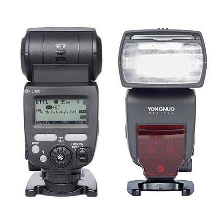 Flash Yongnuo Speedlite YN685 para câmeras Canon