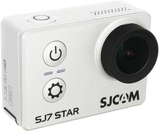 Filmadora SJCAM ActionCam SJ7 Star Silver Wi-Fi 16MP Vídeo 4K