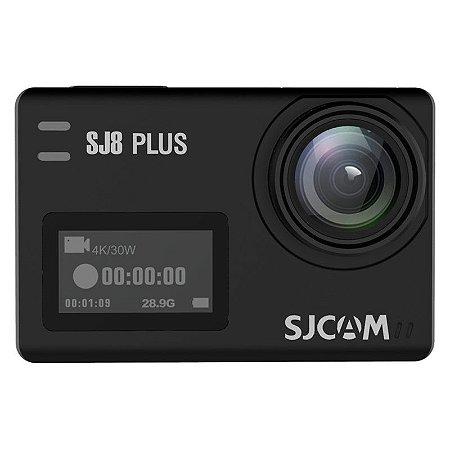 Filmadora SJCAM ActionCam SJ8 Plus Black Wi-Fi 12MP Vídeo 4K