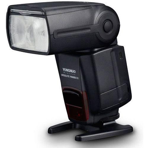 Flash Yongnuo Speedlite YN565EX III TTL para câmeras Canon