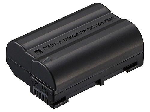Bateria Nikon EN-EL15a para D7000, D7100, D7200, D600, D610, D750, D800, D810, D810A