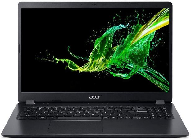 Notebook Acer Aspire 3 A315-34-C6ZS Intel Celeron N4000 4GB RAM HD 1TB Tela 15.6 HD Endless OS