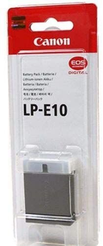 Bateria Canon LP-E10 para T100, T3, T5, T6 e T7